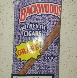 Fresh grape backwoods